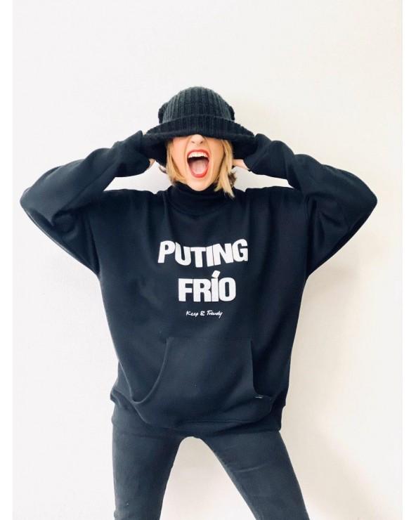 SUDADERA PUTING FRIO