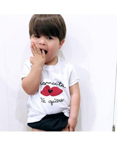 Camiseta Mamacita Te Quiero Niño