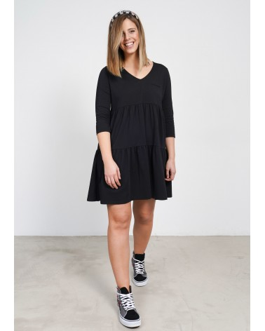 Vestido Básico Keep Lovers Negro
