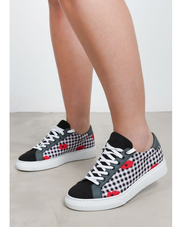 Zapatillas Bajas Keep Lovers